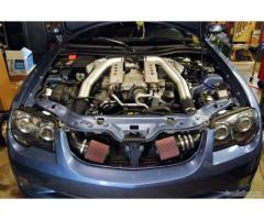 NeedsWings SRT6 Crossfire Dual Cold Air Intake System DCAI