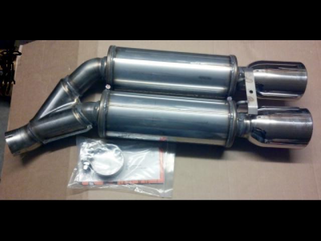 MagnaFlow SRT6 Muffler