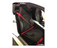 Red Seatbelt for Chrysler Crossfire