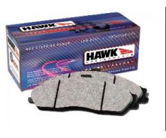 Hawk Performance Brake Pads Rear set SRT6