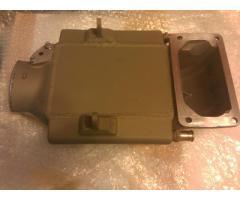New Garrett Intercooler with Thermal Coating