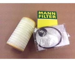 Mann Fleece Oil Filter