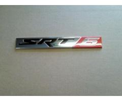 Emblem OEM Chrysler SRT6 Fender Badge