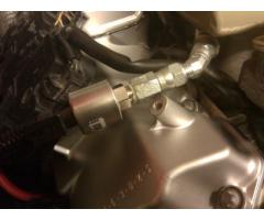 Fuel pressure Gauge Fittings