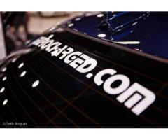 Eurocharged Stickers
