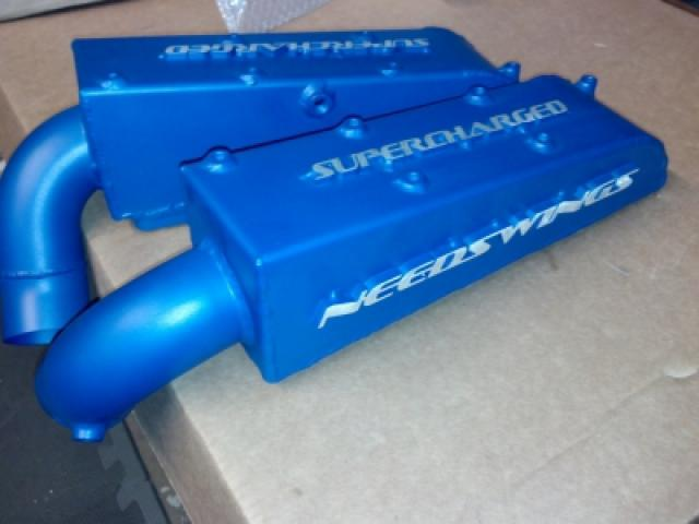 NeedsWings Aluminum Intake Manifolds