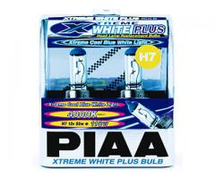 PIAA H7 Xtreme White Plus Headlight Bulbs