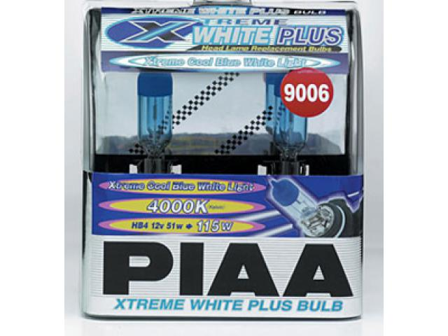 PIAA XTREME WHITE PLUS FOG LIGHT BULBS (2)