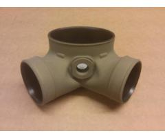 NeedsWings Teflon/Thermal Coated Lower YPipe