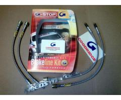 Goodridge G-Stop Brake Line Kit