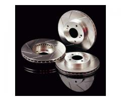 Power Slot Slotted Rotors (Rear Set 2)