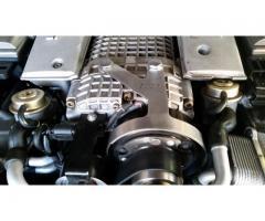 Scatter-shield for Supercharger Pulley (SRT-6)
