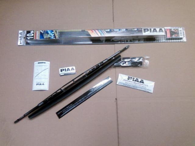 PIAA Super Sporza Silicone Wipers (20b, 21b)