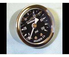 Marshall - Tovic Fuel Pressure Gauge