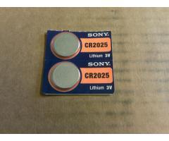 Key Fob Batteries