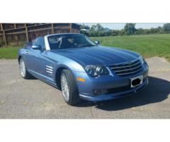 CROSSFIRE SRT-6 ROADSTER WITH LOW MILES.RARE