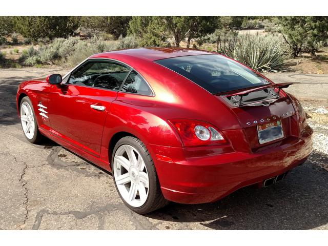 2004 Chrysler Crossfire Limited Dammeron Valley