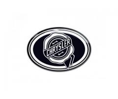Chrysler steering wheel/rear/back emblems