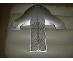 SRT-6 engine cover and passenger door panel