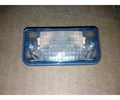 License Plate Light Lens