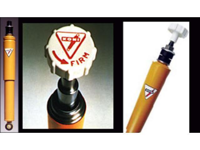 Koni Adjustable Yellow Sport shocks Crossfire
