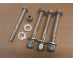 Front Adjustable Camber Bolt Kit