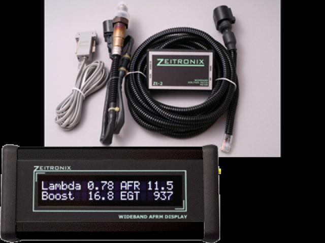 Zt-2 + LCD (Black) Display Bundle