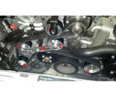 LM21 Belt-wrap Kit w/Alternator Underdrive BWK PSK