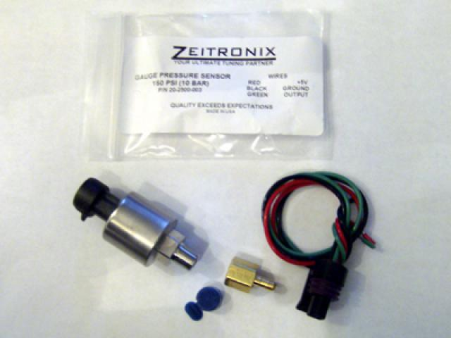 Zeitronix Fuel/Oil Pressure Sensor Add-On