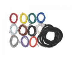 Zeitronix 120 foot Multicolor Wire Kit and High Temperature Wiring Loom