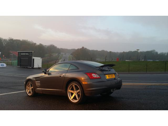 2005 3.2 Crossfire Coupe