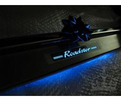WindRestrictor® brand custom illuminated door sills