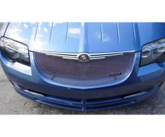 Upper Grille - ZCR45104 - Standard finish - ZUNSPORT