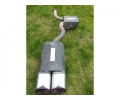Genuine Startech Exhaust system