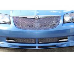 Front Grille Set - ZCR45304 - Standard finish - ZUNSPORT