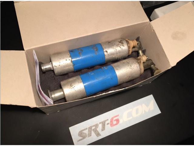 Used OEM Fuel pump Pierburg A0004780001
