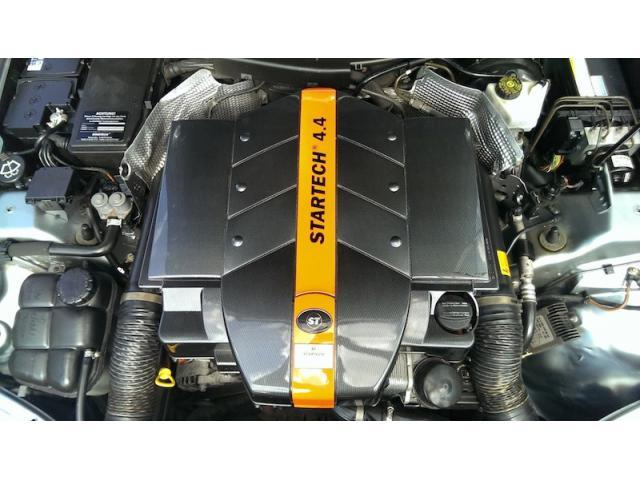 STARTECH carbon fiber engine cover