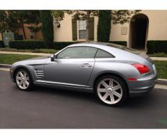 Chrysler Crossfire 2004 - 6 Speed Manual