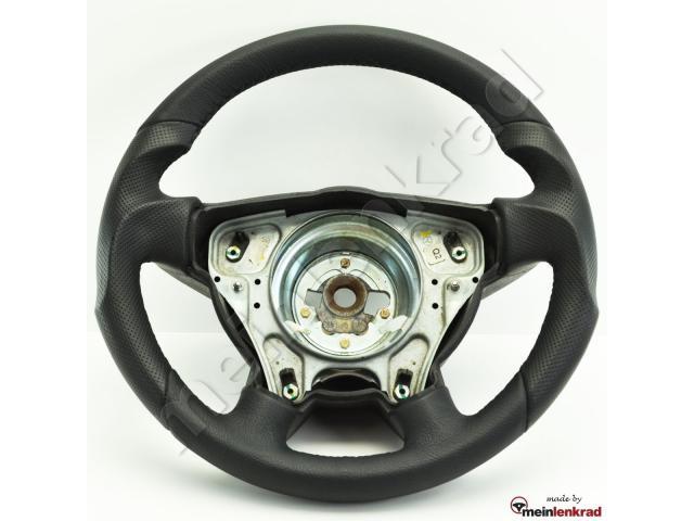 Steering wheel - Black/Black/Black - Sport Grip - 1138a5.3 - Meinlenkrad