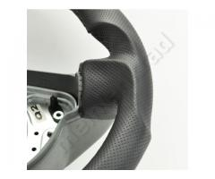 Steering wheel - Black/Dark Gray/Grey - Sport Grip - 1138a5.8 - Meinlenkrad