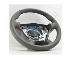 Steering wheel - Grey/Grey - Thumb grip - 1138a5.7 - Meinlenkrad