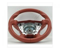 Steering wheel - Red/Red/Dark Gray - Sport Grip - 1138a5.1 - Meinlenkrad