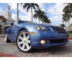2008 Chrysler Crossfire Limited 38K Original Miles Clean Carfax Automatic Navigation Beautiful