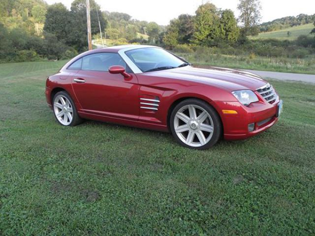 2004 Crossfire Limited Coupe