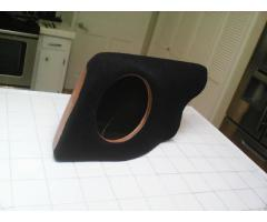 "12"" sub box ""Wicked  C.A.S."" never used"