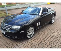 2006 CHRYSLER CROSSFIRE SRT-6 AUTO BLACK VERY RARE
