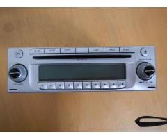 OEM Radio CD GPS system with OEM amp
