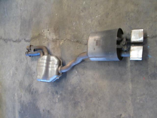 CHRYSLER CROSSFIRE  PIPE EXHAUST MUFFLER OEM