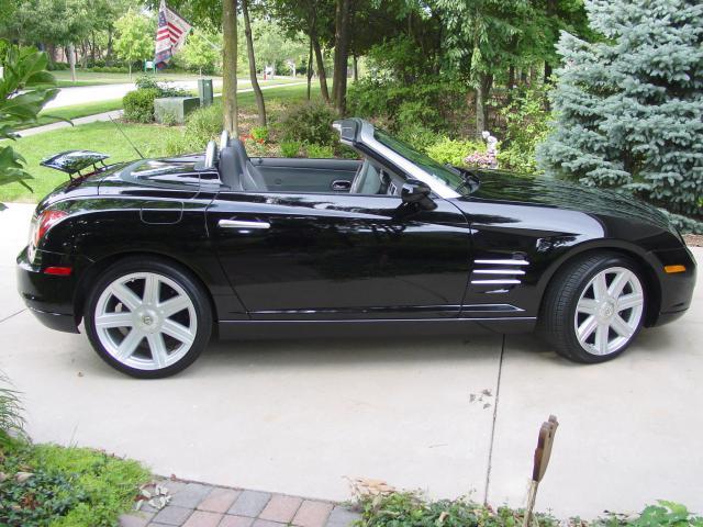 05 Ltd Roadster Black. SOLD