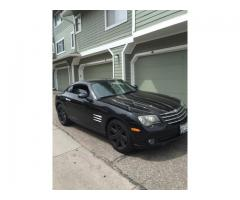 2005 Crossfire limited